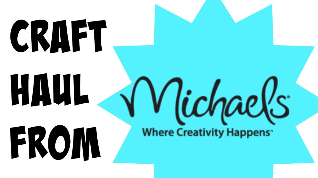 Craft Haul From Michaels Dec 2016