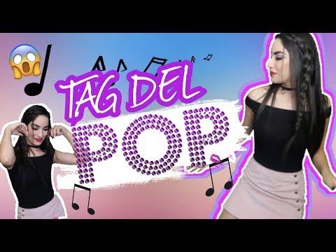 TAG DEL POP / Kimberly Loaiza