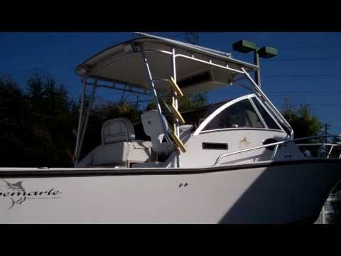 Albemarle Offshore Boat for sale