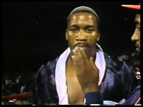 Boxing - WBA Heavyweight Title - Champ Tony Tubbs VS Tim Witherspoon  imasportsphile