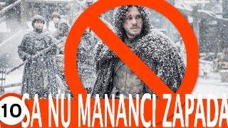 Top 10 Motive SA NU MANANCI ZAPADA!!! Sau De Ce E Zapada Tare, sau Lucruri Fascinante Despre Zapada.