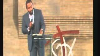 When Michael Shows Up-Pastor James R. Doggette, Jr.