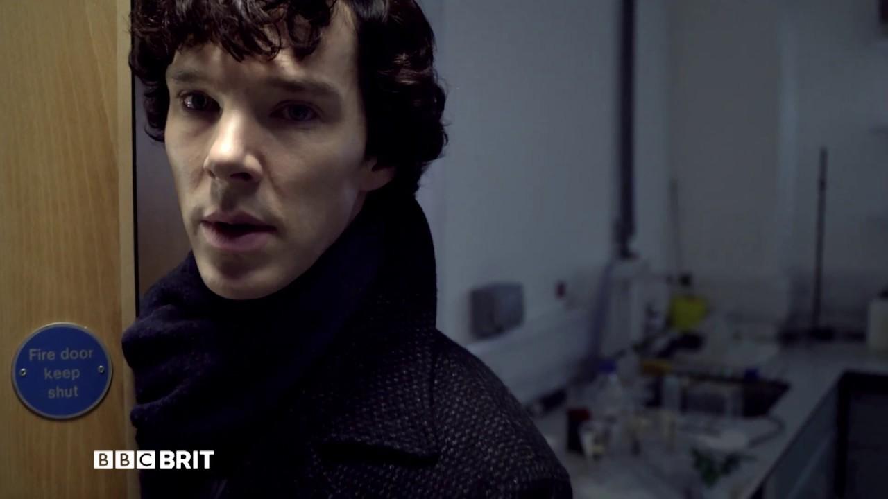 Sherlock w BBC Brit