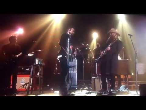 Chris Stapleton & Justin Timberlake CMA' s ' 2015