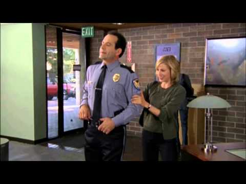 Adrian Monk and Natalie  I'll Stand By You