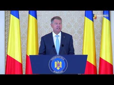 Iohannis: Aderarea la Euro, un pas esenţial; unii conducători ai României nu au înţeles