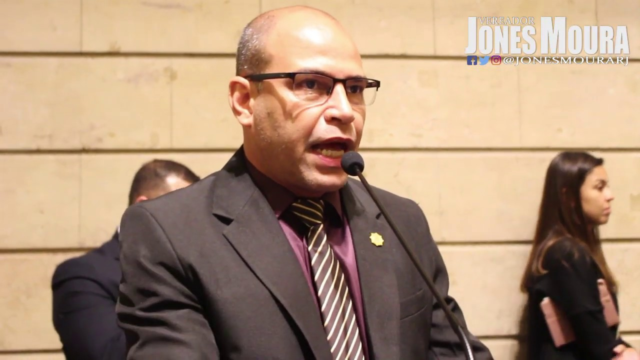 Vereador faz acusações infundadas contra guardas e ouve resposta de Jones Moura - 04-09-2019