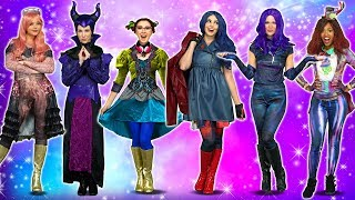 All Descendants Costumes.  Including New Descendants 3 Halloween Costumes For 2019  Totally Tv