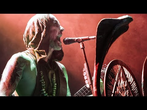 Behemoth - The Satanist (Live)