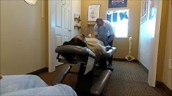 Vegan Electrician First Time CHIROPRACTIC Adjustment @ PIERCE WELLNESS CENTER