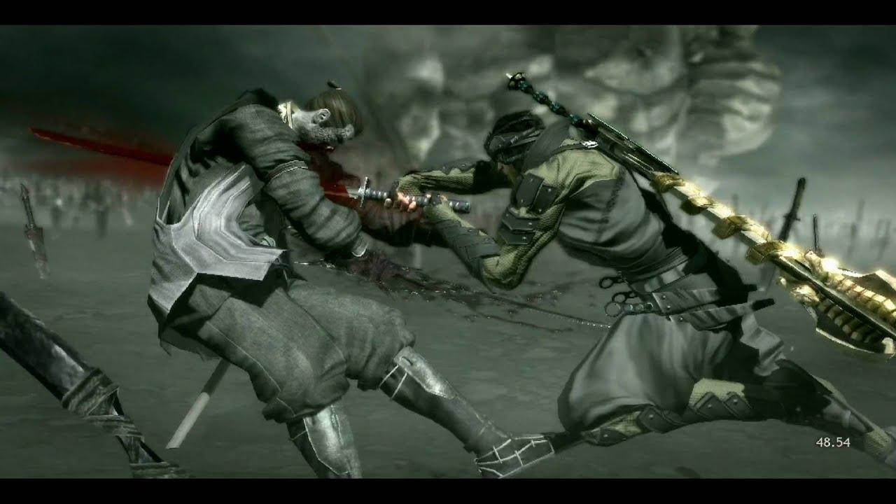 Ninja Blade Ending Scene Quicktime HD.mov - YouTube