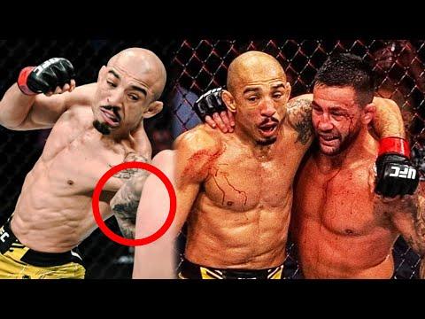ВОТ ПОЧЕМУ ЖОЗЕ АЛЬДО ПОБЕДИЛ ПЕДРО МУНЬОСА на UFC 265