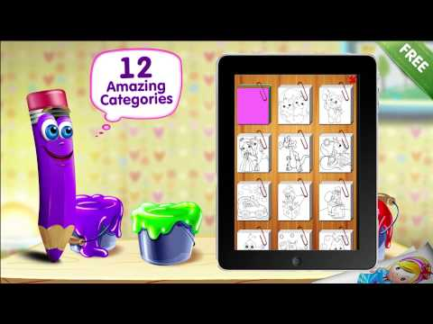 Over 10000000 Kids Love Paint Sparkles Coloring Book The Worlds Epic Sparkle Education Game Comes To Google Play More Than 200 Exciting