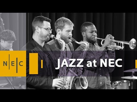 Jazz Studies at NEC:  Expanding the Tradition