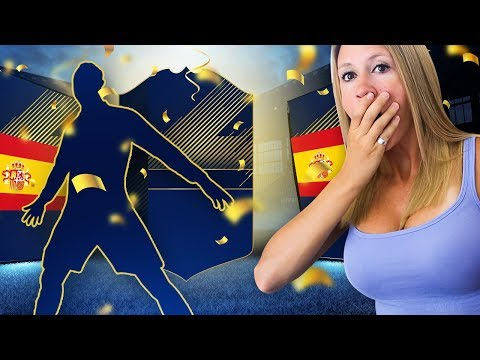 97 DAVID DE GEA TOTY PACK OPENING! INSANE WALKOUT PACKED! FIFA 18