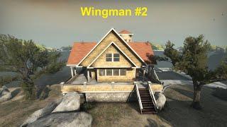 CS:GO Wingman Road to Global #2