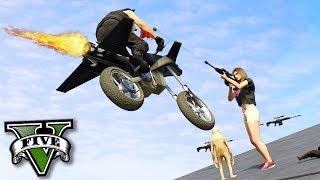 GTA V Online: UES - SNIPER vs NOVOS VEÍCULOS!! (DLC GUNRUNNING)