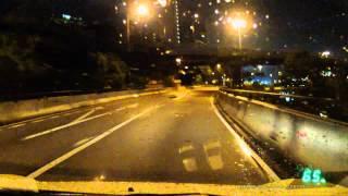 2013-7-19 22:02 龍翔道 Benz 抄的士