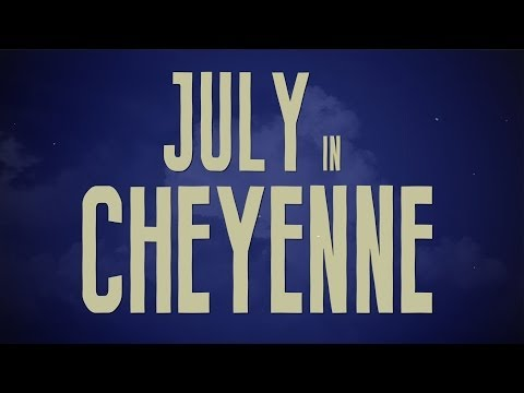 Aaron Watson - July in Cheyenne (Official Lyric Video)
