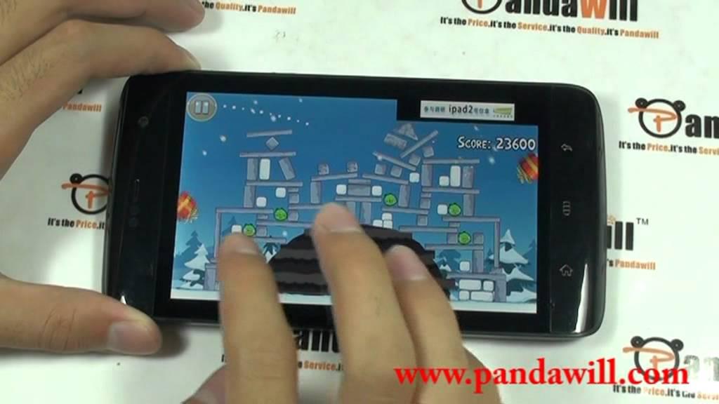 5 DELL Streak MINI 5 GPS 3G WiFi Gorilla Screen Androi