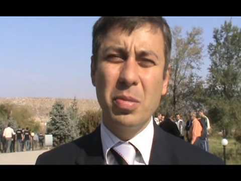 Годовщина теракта в парламенте Армении