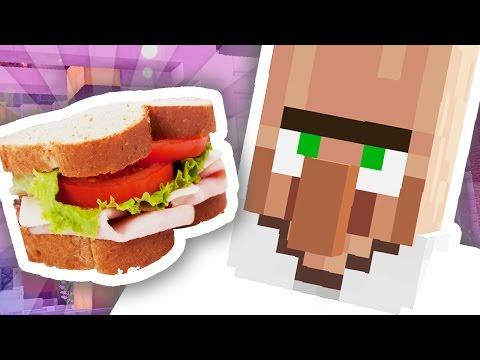 DR TRAYAURUS' ULTIMATE SANDWICH!!!