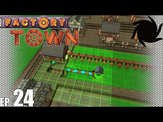 Factory Town Grand Station - 24 - Train Fuel Stations