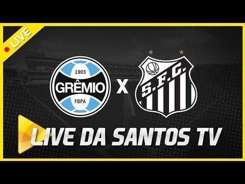 AO VIVO! GRÊMIO 1 x 2 SANTOS | NARRAÇÃO | BRASILEIRÃO (28/04/19)