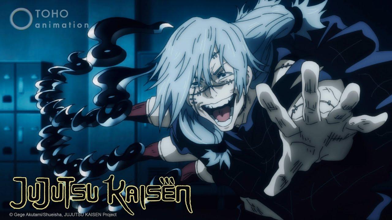 Itadori vs Mahito | JUJUTSU KAISEN - YouTube
