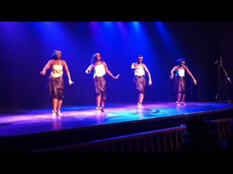 Burundi traditional dance: Igishakamba
