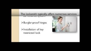 What Security Tips Would A Locksmith Recommend