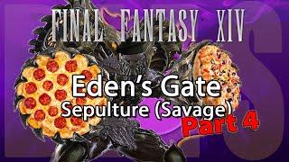 Eden 4 (Savage) Part 4 - Titan finally DIES!  w/NEST