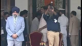 CM KCR Swearing Ceremony At Raj Bhavan 2018 LIVE  Pramana Sweekaram  Highlights 2