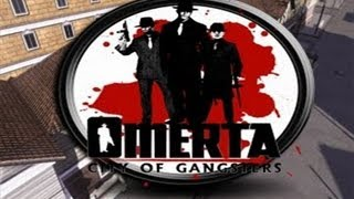 Omerta City of Gangsters - Sandbox Mode - Downtown - Part 1 - Setting Up Shop
