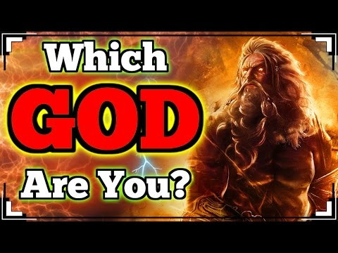 Which GREEK GOD Are You?