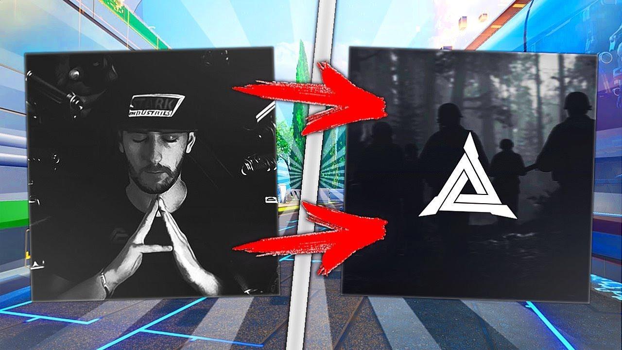 MON ENTRÉE DANS LA APEX CLAN !! 😍 - YouTube