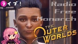 YouTube動画:ガンシップが降ってくる!【The Outer Worlds #8】