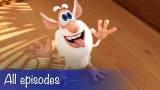 Booba - All Episodes Compilation + 14 Food Puzzles - Cartoon for kids
