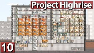 4 RIESEN im MONAT ► Project Highrise #10