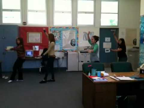 Back Bay High School Polynesian Dance