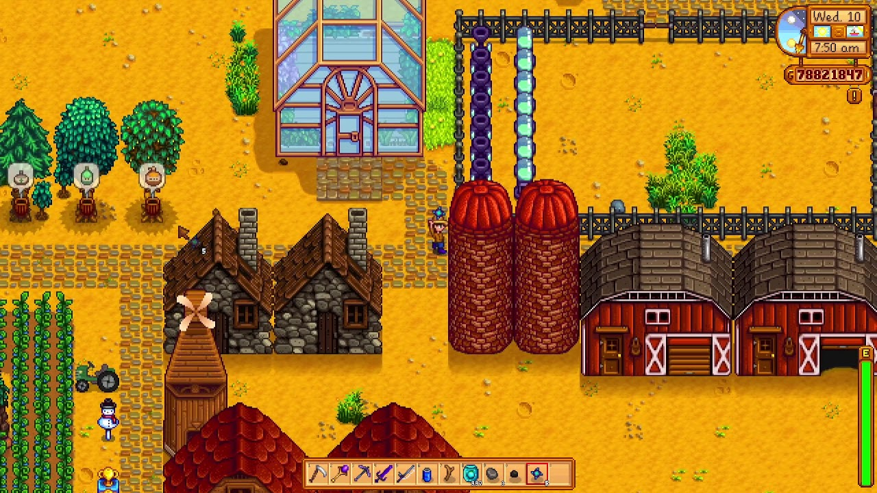 Stardew Valley Mod You