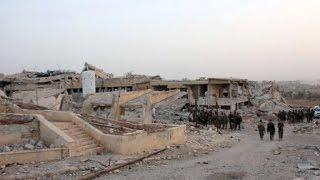 الجيش السوري يعلن استعادة السيطرة على كامل مدينة حلب