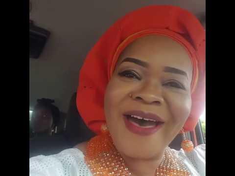 Bimbo Oshin celebrates her birthday in style