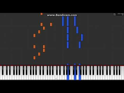 Pirates of the Caribbean - Easy Piano Tutorial