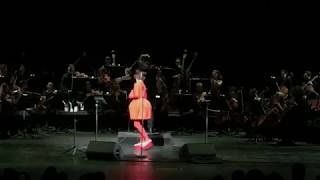 Björk - I've Gave You All My Heart & My Sole [#1] Live @ State Opera House Of Georgia, (03-11-2017)
