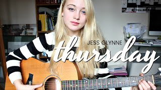 Thursday by Jess Glynne | Acoustic Guitar Tutorial and Cover Video