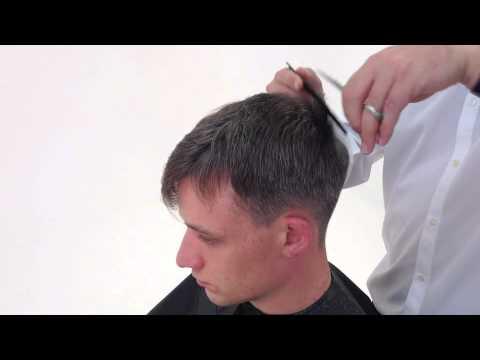 How to Scissor over Comb Properly