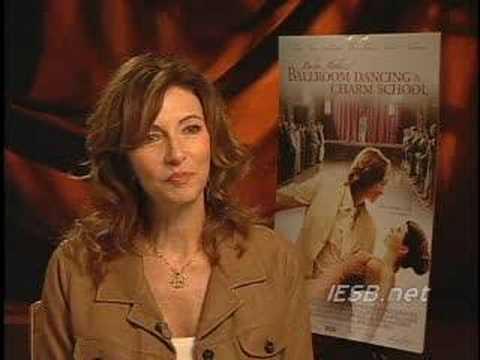 Mary Steenburgen's interview