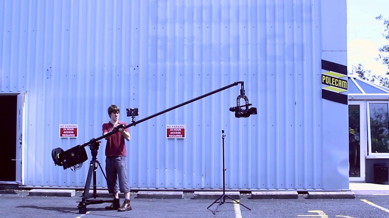 Download Operating the Polecam crane system