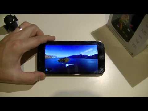 Test de l'Archos 50 Titanium   par Top-For-Phone.fr